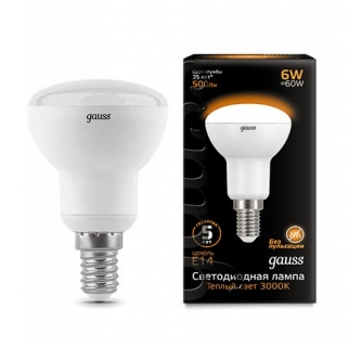 Лампа Gauss LED REFLECTOR R50